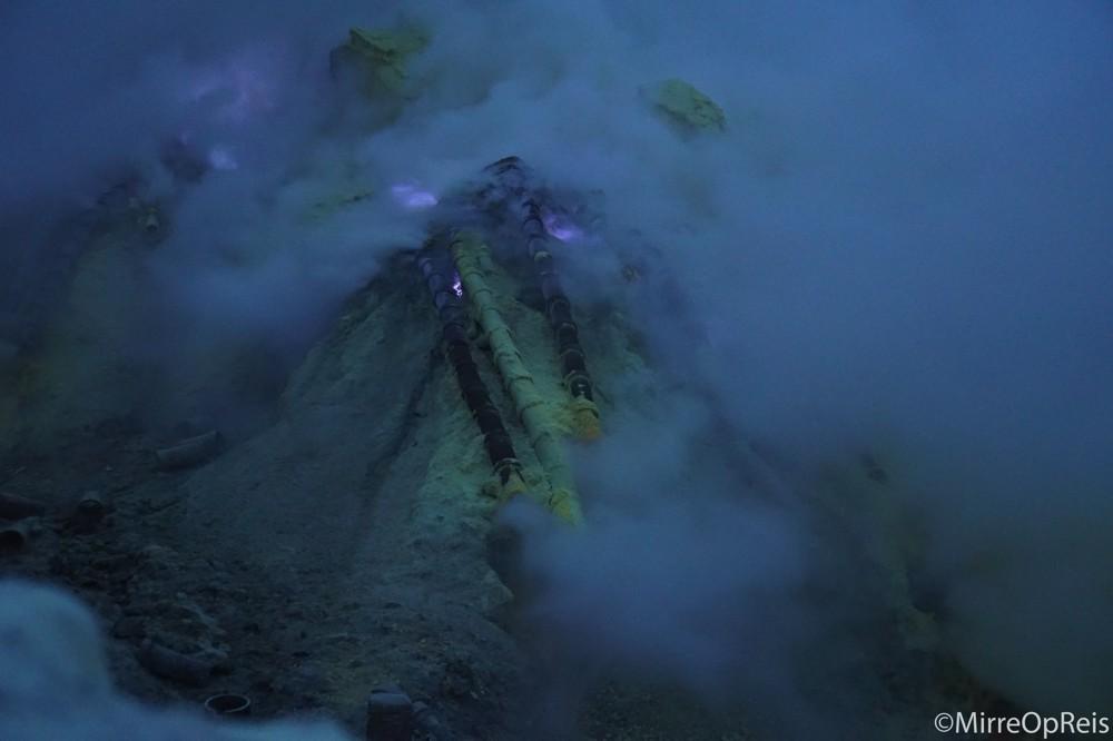 Ijen vulkaan Java Indonesie 021