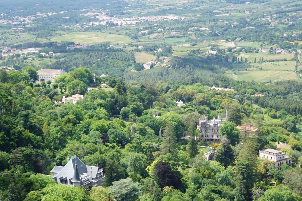 Paleizen in Sintra Portugal 003