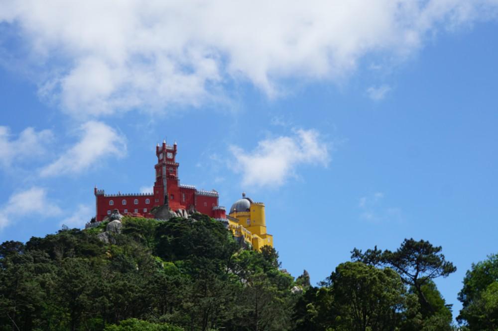 Paleizen in Sintra Portugal 001