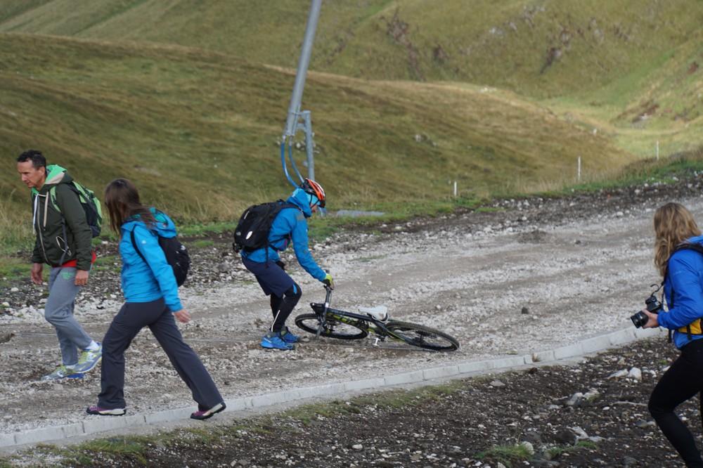 Sella Ronda MTB Track Tour, Dolomieten 032