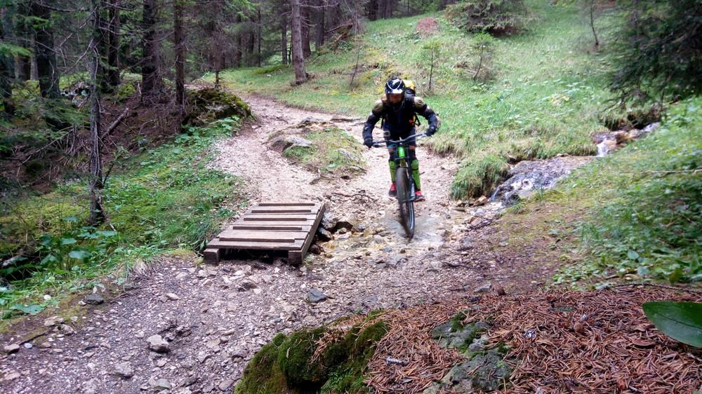 Fassa bike park Belvedere A018