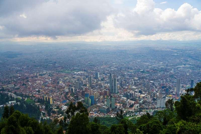 Bogota Colombia 001