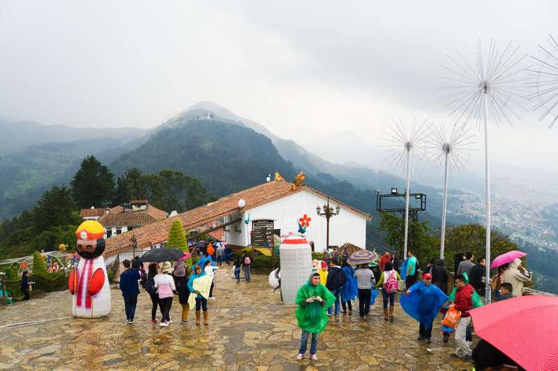 Monserrate Bogota 002
