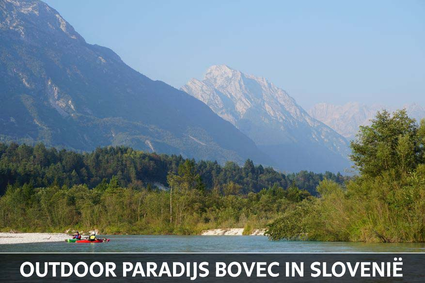 Outdoorparadijs Soca in Slovenie thumb