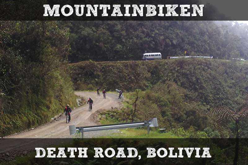 MTB tour Death Road