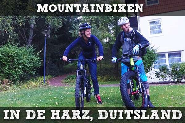 Mountainbiken Harzgebergte