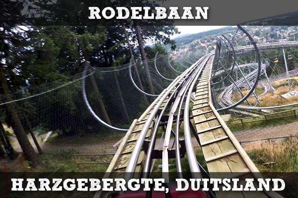Rodelbaan Duitsland