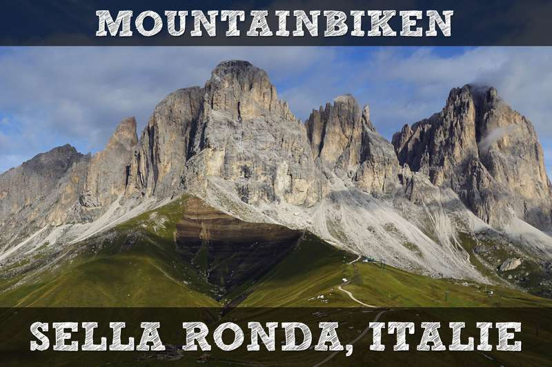 MTB tour Sella Ronda