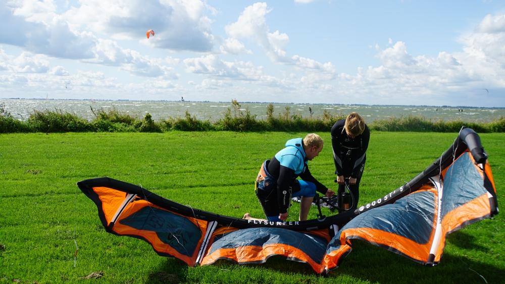 Kitesurfen Medemblik KiteFEEL 002