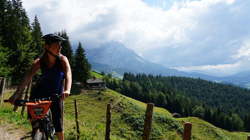 e-mountainbike tocht Oostenrijkse Alpen 029