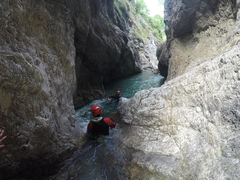 Bergsportwoche-Oostenrijkse-Alpen-Canyoning-003