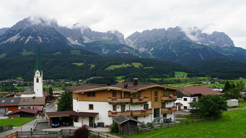 Ellmau Wilder Kaiser Bergsportwoche