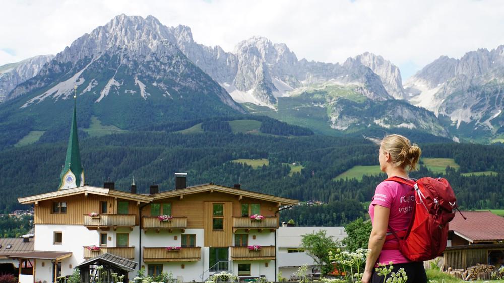 Bergsportwoche Ellmau, Oostenrijk
