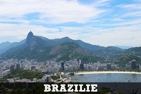 Brazilie landenpagina