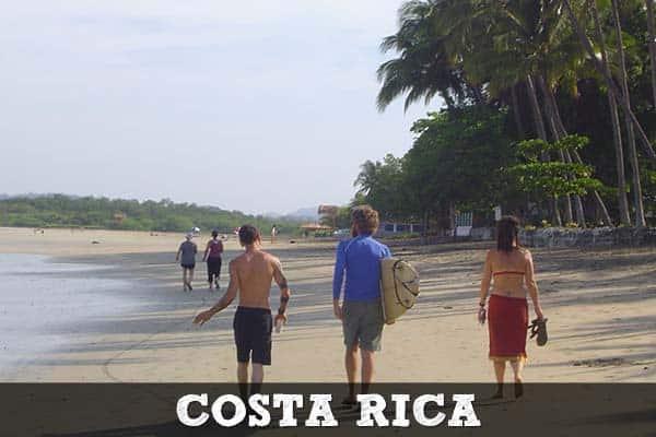 Costa Rica landenpagina