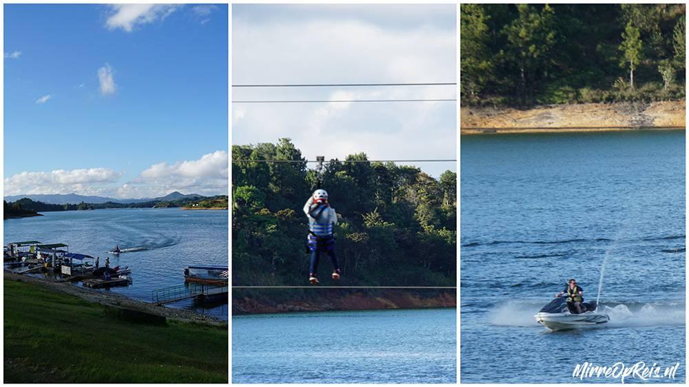 Guatape watersport