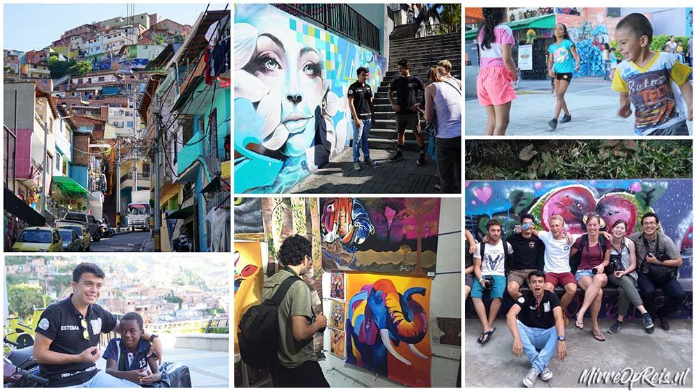 Medellín Comuna 13 tour – mirreopreis