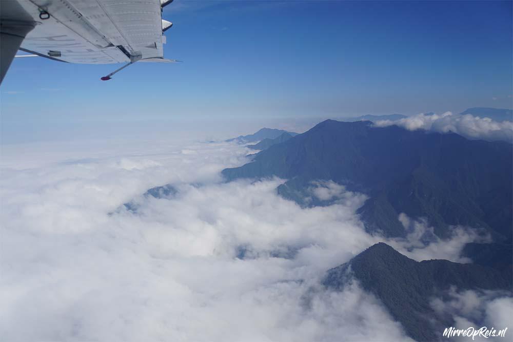 Vliegtuig vlucht 001