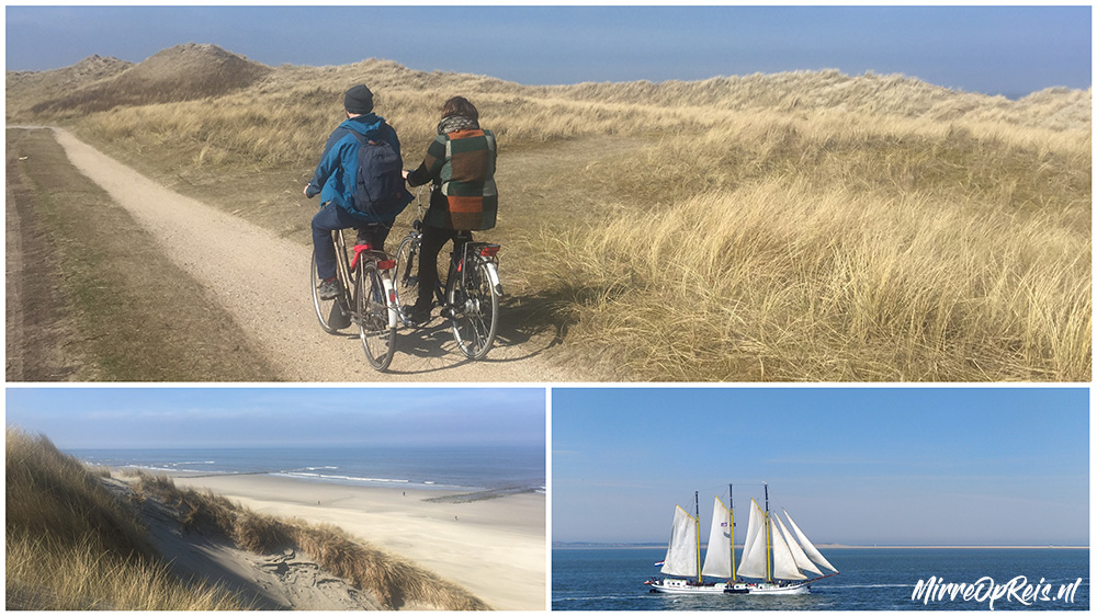 Vlieland collage