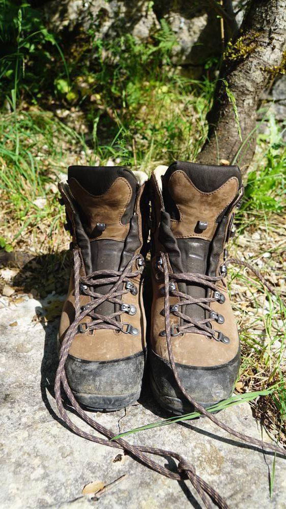 Bergschoenen wandelschoenen Hanwag