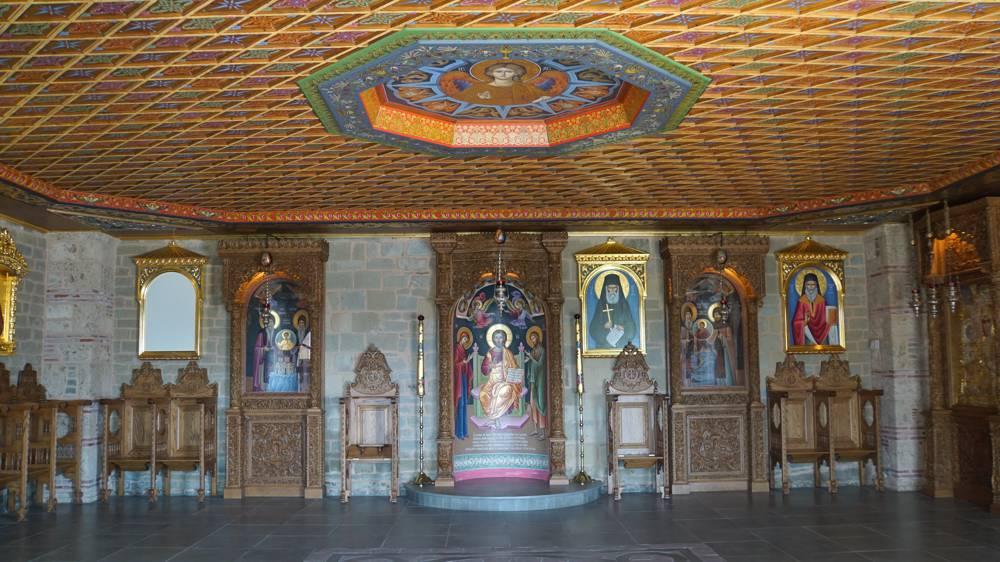 Schilderingen Varlaam klooster M245