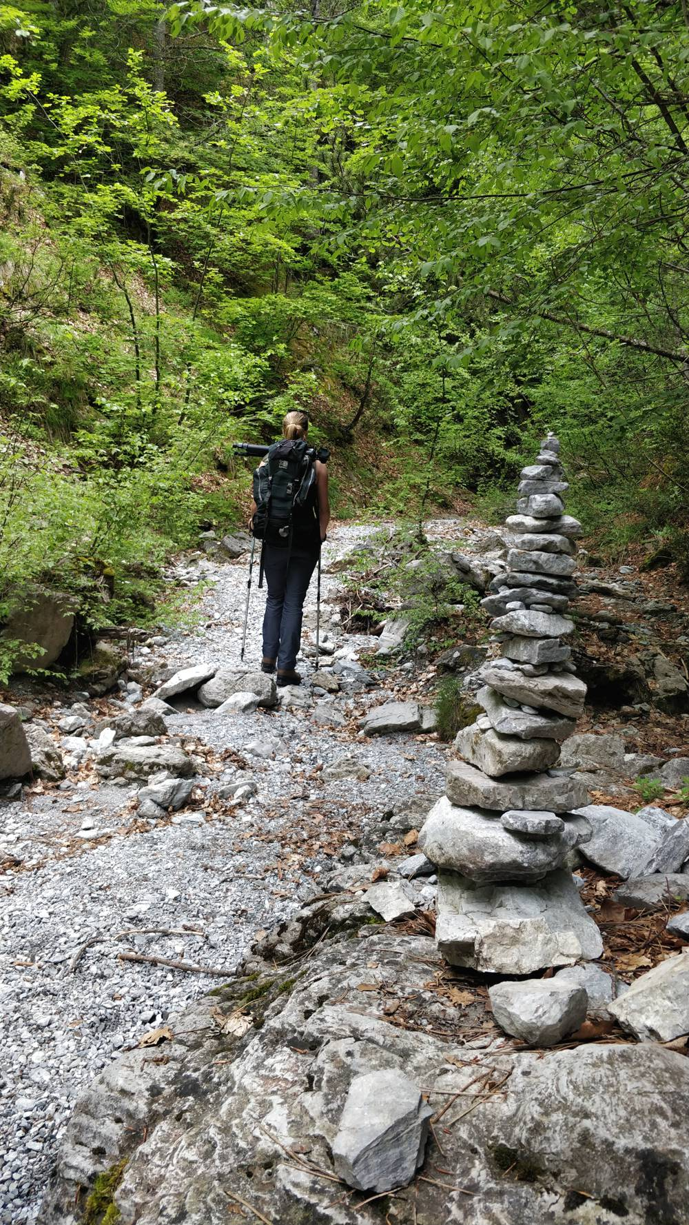 Berg Olympus hiken