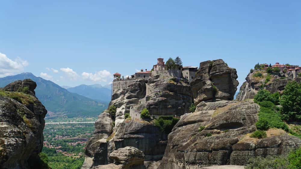 Varlaam klooster Meteora M253