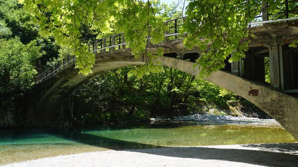 Voidomatis river 002