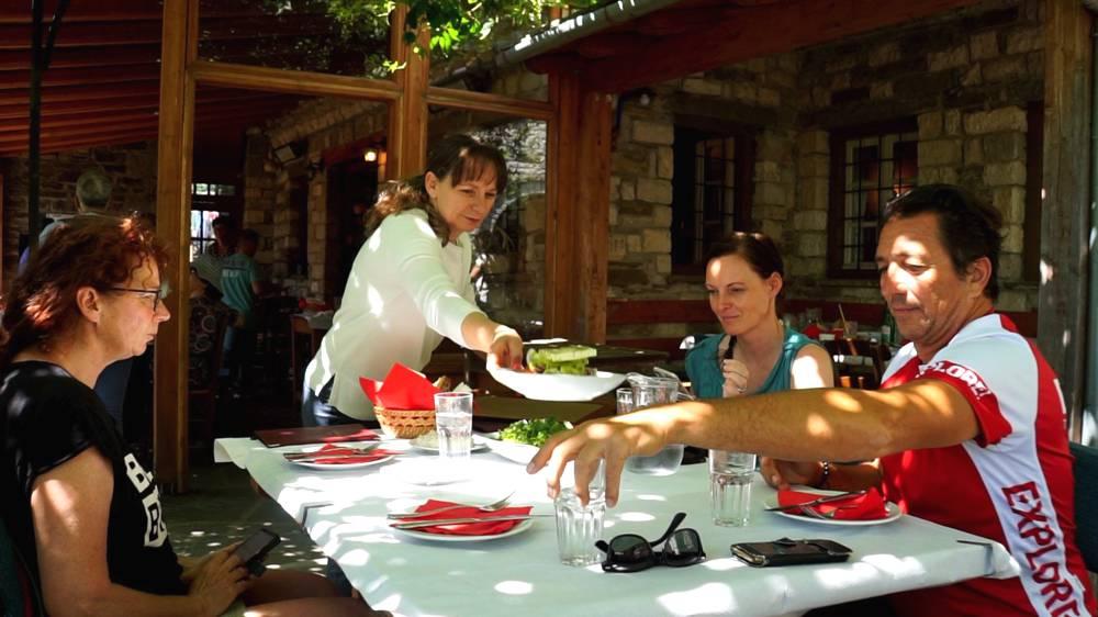eten zagoria griekenland